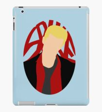 Spike Silhouette iPad Case/Skin