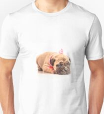 Puppy dog. Lovely puppy Unisex T-Shirt
