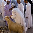 The goat sale by marycarr