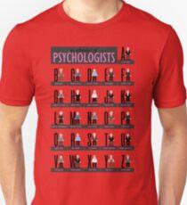 Psychologists Alphabet Shirt Unisex T-Shirt
