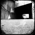 Bicycle Track & Tunnel by ADMarshall