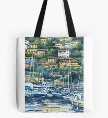Cap Ferrat, South of France Tote Bag