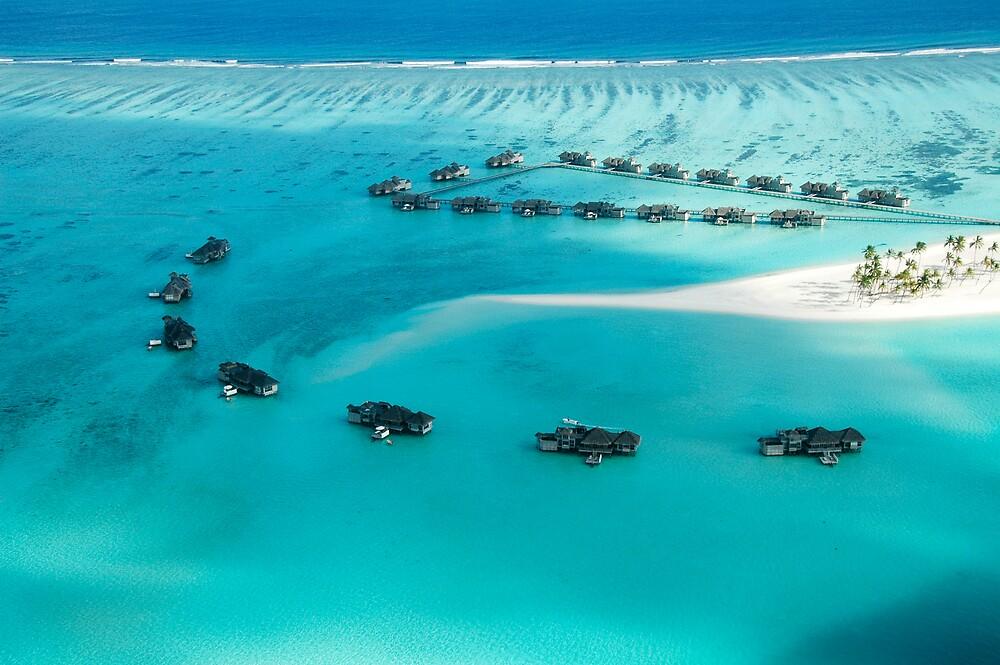The Maldives by hancheng