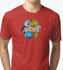 Camiseta de tejido mixto Génesis Peter Gabriel años