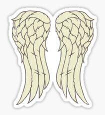 Daryl's Wings Sticker