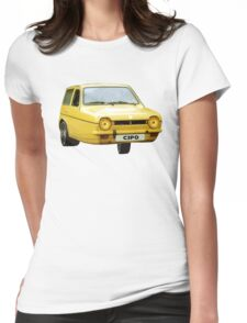 C3PO RELIANT ROBIN Womens Fitted T-Shirt