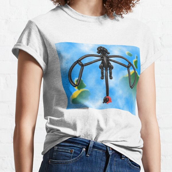 Toothless in Flight Classic T-Shirt