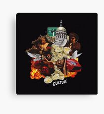 Migos Culture EVERYTHING! Canvas Print