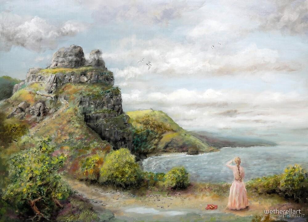 Lorna Doone by wetherellart