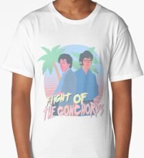 Flight Of The Conchords 80s vibes Long T-Shirt