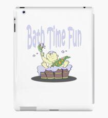 It's Bath Time Fun iPad Case/Skin
