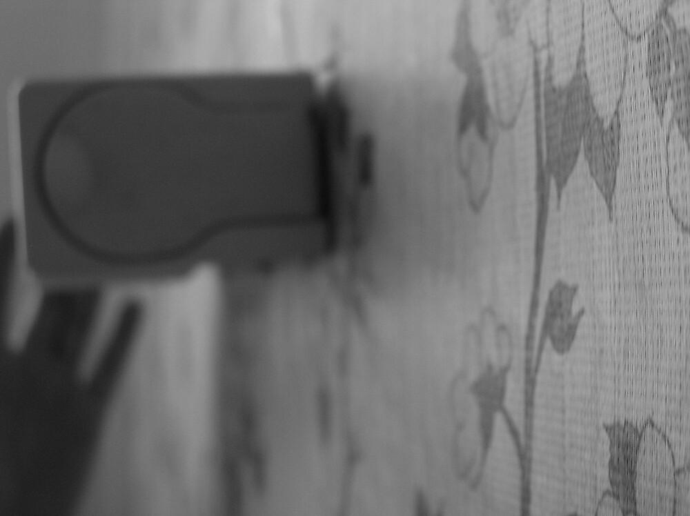 Hotel Wallpaper by Pip Byrne