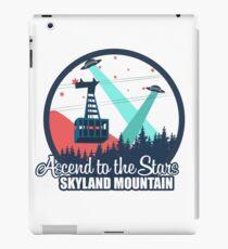 Ascend to the Stars II - non-distressed iPad Case/Skin