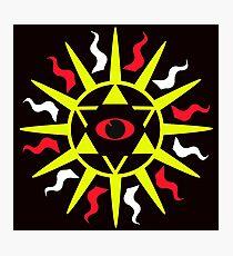 Eye am Sirius Photographic Print