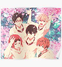 Free! Eternal Summer Poster