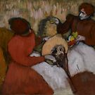Edgar Degas French Impressionism Oil Painting the Milliners by jnniepce