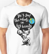 In His Hands Unisex T-Shirt