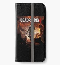 dead rising 4 iPhone Wallet/Case/Skin