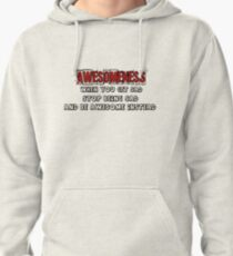 AWESOME! Pullover Hoodie