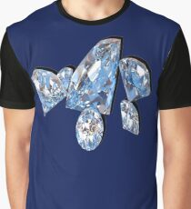 diamonds Graphic T-Shirt