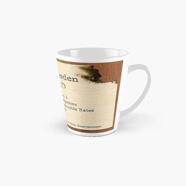 Harry dresden cards Tall Mug