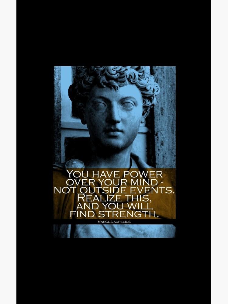 Marcus Aurelius Quote by pahleeloola
