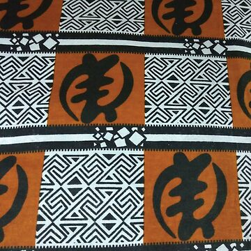 African Print Fabric by CrazyCraftLady