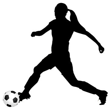 Female Soccer Player Gift Collection by NorthernSoulz