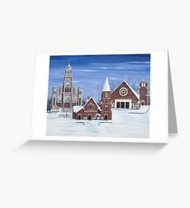 Christ the King Parish, Concord, NH Greeting Card
