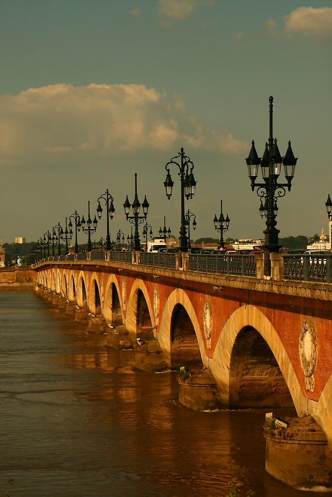 Bridge To Bordeaux by Garibaldi