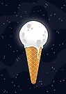 In Space No One Can Hear Ice Cream by AParry