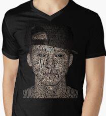 NF Men's V-Neck T-Shirt