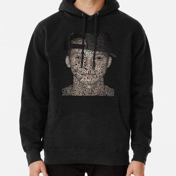 NF Rapper hoodie NF Rapper Word Collaboration