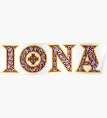 Iona College Poster