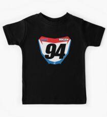 Camiseta para niños KR94