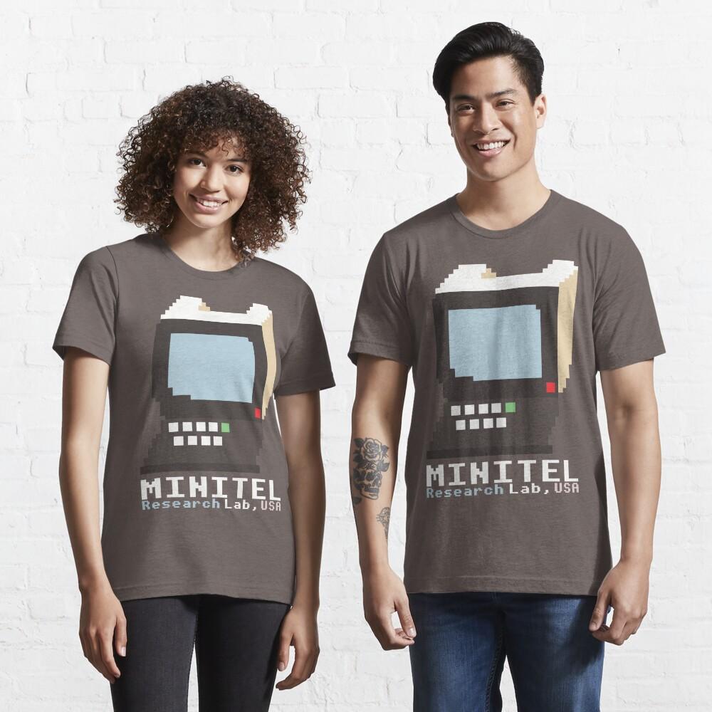 Minitel Research Lab, USA T-shirt Essential T-Shirt