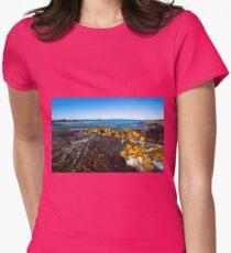 Kelp, East Coast, Tasmania Womens Fitted T-Shirt
