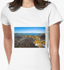 Kelp, East Coast, Tasmania Womens Fitted T-Shirt