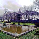 The Palace of Bad Berleburg by Benedikt Amrhein