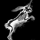Unicorn Bunny - inverted by SamNagel