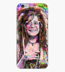 The Legend Janis Hippie Joplin iPhone Case