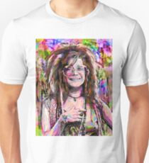 The Legend Janis Hippie Joplin Unisex T-Shirt