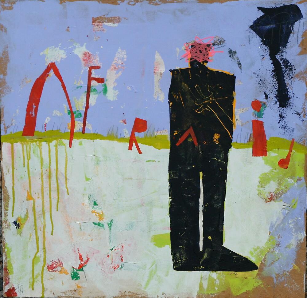 afraid by Willie Baronet