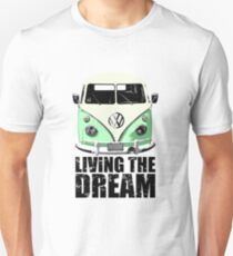 Camper Living The Dream Green Unisex T-Shirt