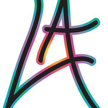 """""""LA"""" by LAvibes"""