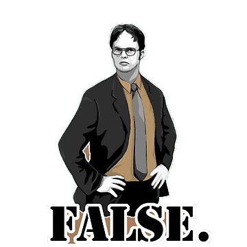 Dwight Schrute- False de katewilliams320