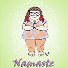 Namaste by Floras-Pond