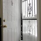 Snow Blocking My Front Door-View Large Please by henuly1