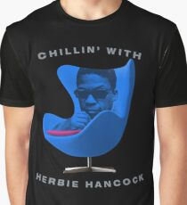 Herbie Hancock - Chillin' With Graphic T-Shirt