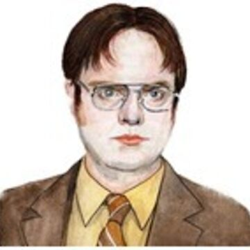 Dwight Schrute de katewilliams320